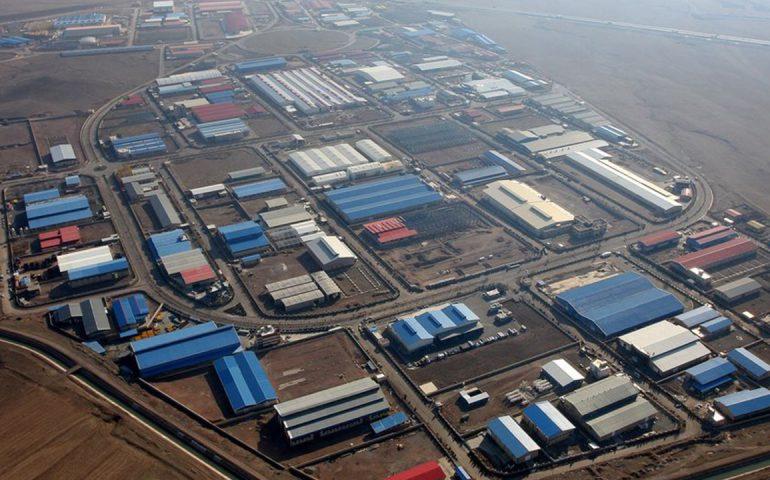 نشست صنعتی مدیران شرکت شهرکهای صنعتی استان قزوین با ستاد ویژه توسعه فناوری نانو