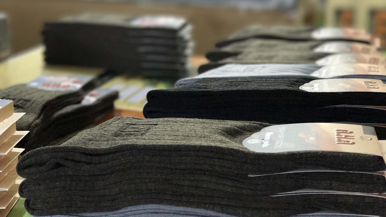 صادرات ۱٫۵ میلیون دلار جوراب و منسوجات نانویی ایرانی